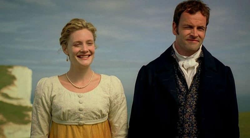 Slow-burn romance Emma mr Knightley