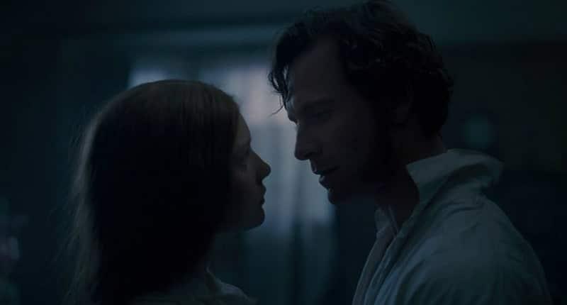 Slow-burn romance Jane Rochester