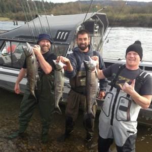 fraser river fishing, fraser river fishing packages, fraser river fishing holidays