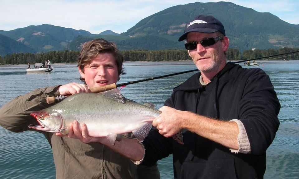fly fishing, salmon fly fishing, chum salmon fly fishing, harrison river fly fishing, harrison river salmon fishing, chum salmon fishing, chum salmon fly fishing canada, chum fly fishing