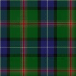 The Jones Tartan from the  title=