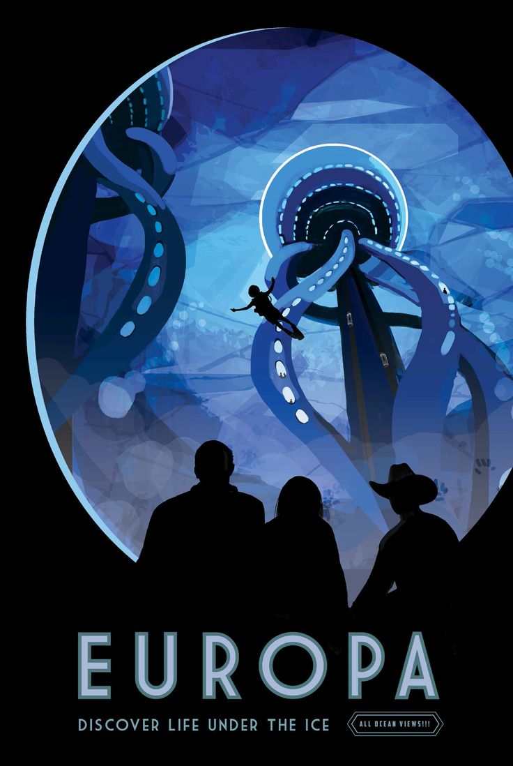 Europa - Visions of the Future
