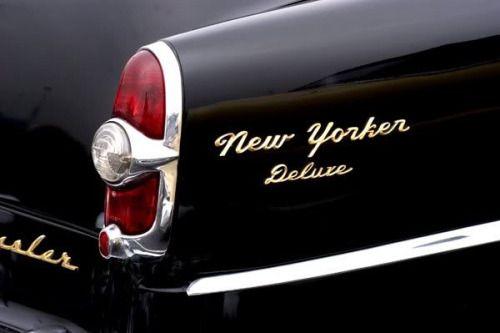 New Yorker Deluxe