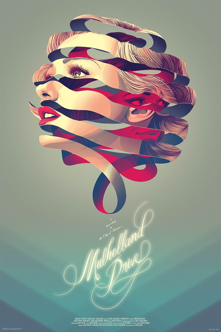 Mulholland Drive by Kevin Tong