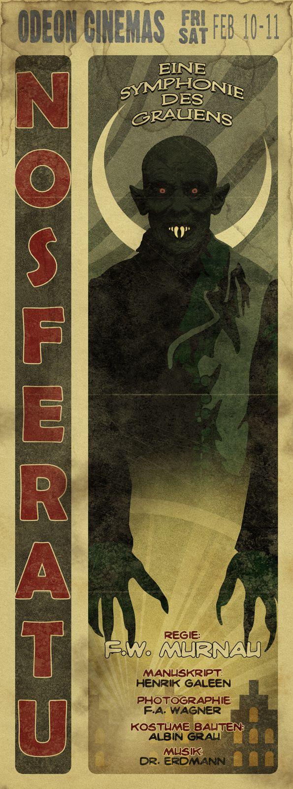 Nosferatu, 1922