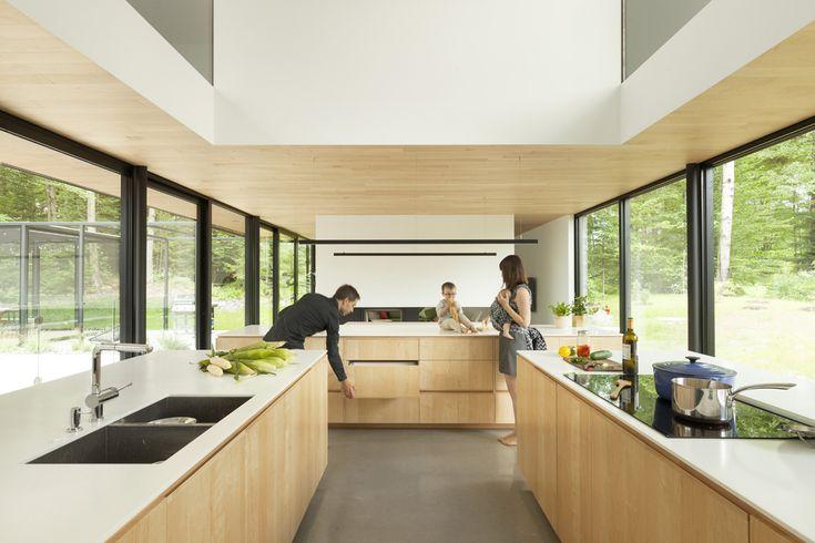 Three Island Kitchen 1