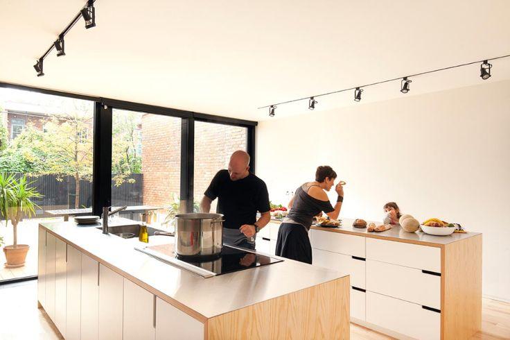 Two Island kitchen 1