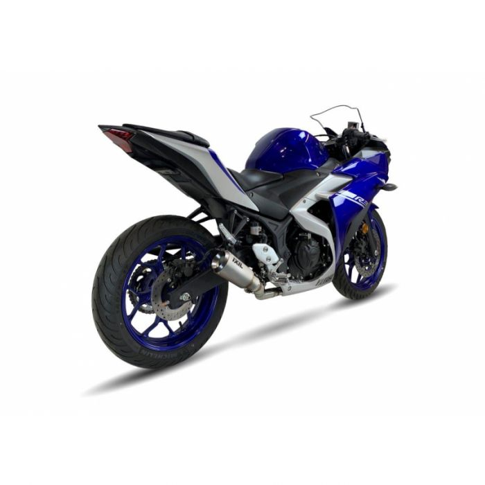 ixil yamaha r3 2015 2020 mt3 2015 2020 rc exhaust full silencer not approved ref cy 9225 rc