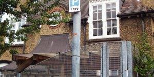 S09 - Sherinton Road / Sherington Primary School