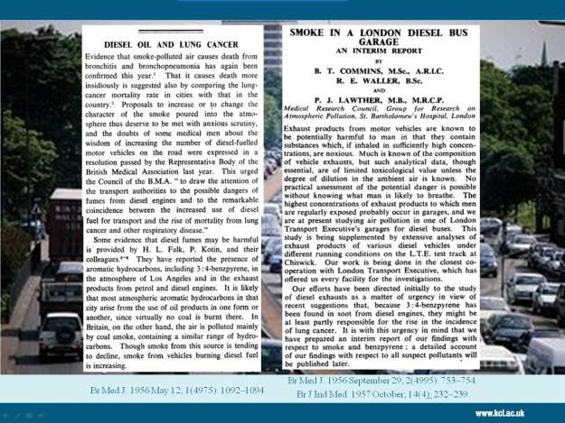 Dr. Ian Mudway - Slide 10