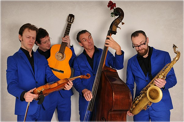 The Busquitos - quartet