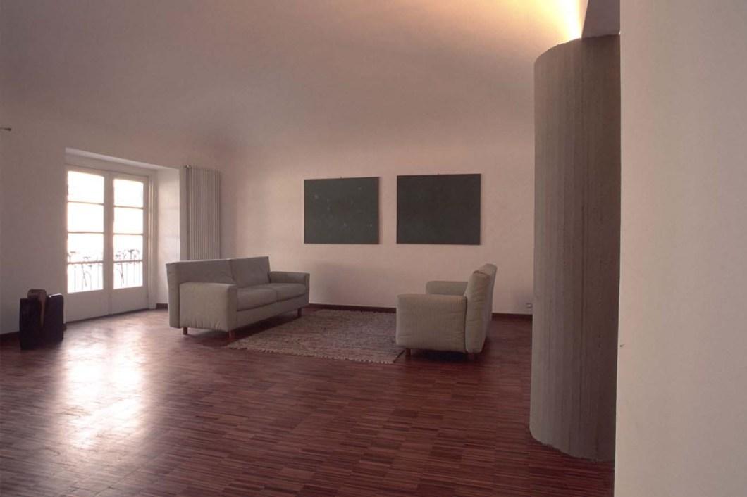 un loft in città, architettura di interni di Roberto Silvestri