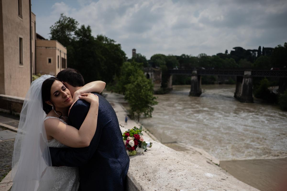 MATRIMONIO POETICO GIARDINO DELLE ROSE ROMA