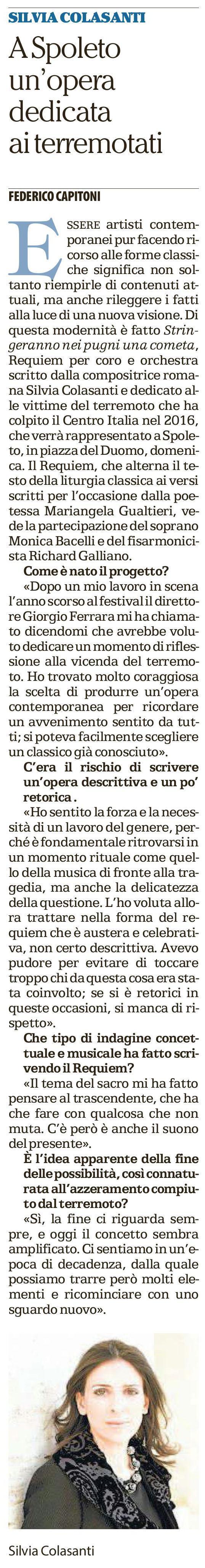 La Repubblica - Requiem
