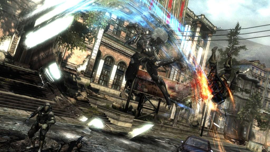 Avance Metal Gear Rising revengeance