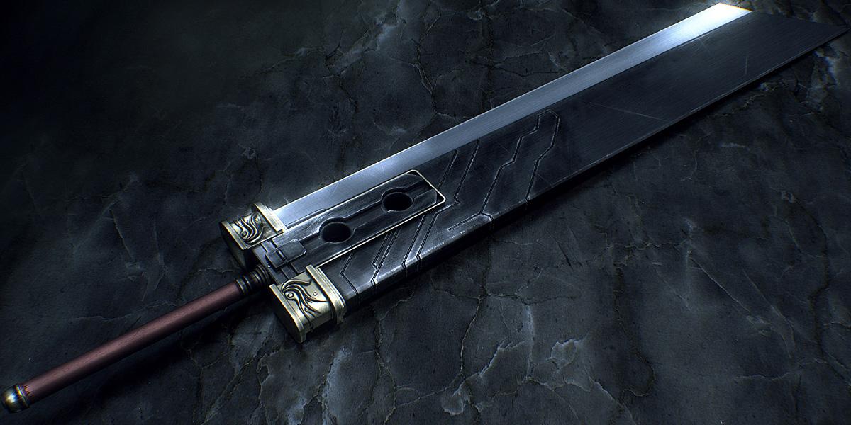 Cloud Strife - Final Fantasy VII