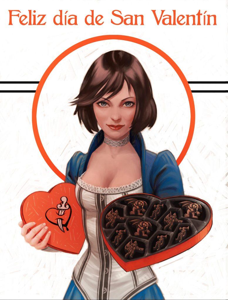 Elizabeth es un personaje de vital importancia en BioShock Infinite