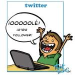 Humor: Diferencias entre Facebook y Twitter