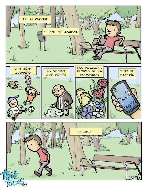 Problemas con la bateria del smartphone