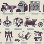 [Infografía] 50 juguetes que arrasaron en Navidad