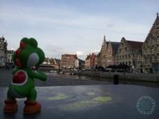 Día de turismo - Gante