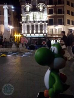 La plaza del Torito - Teruel