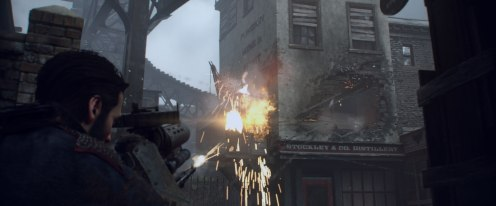 The Order 1886 Screenshot - Global Exclusive 3