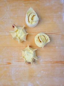 Pardulas dolce tipico pasquale Sardegna