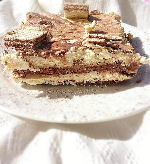 Torta wafer