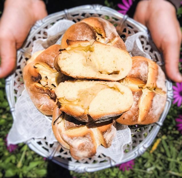 pane con le cipolle