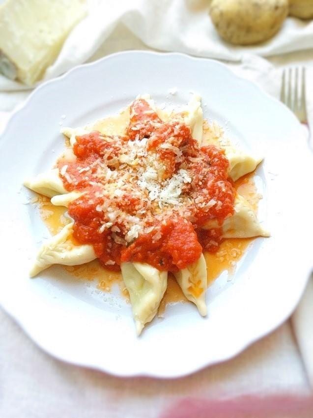 Oggi cucina Ilaria: I Culurgiones Ogliastrini.