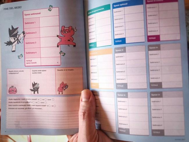 kakebo libro giapponese