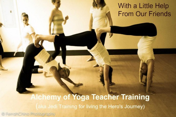 10 Things I've Learned About Yoga From 20 Years Of Teaching by Silvia Mordini