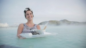 Silvio Palladino Documentary Photography, hotspring, Iceland