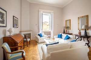 interior photography of luxury property in Florence