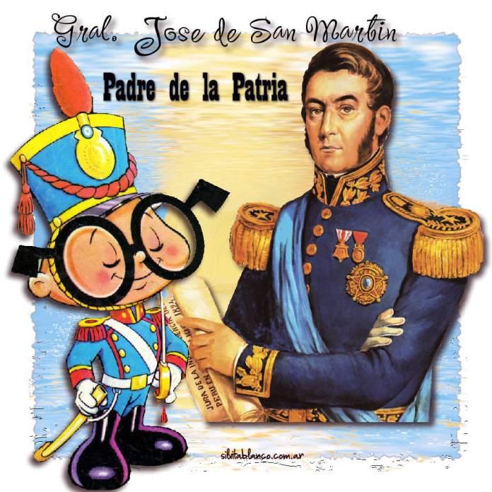 Resultado de imagen para Fotos de José de San Martín
