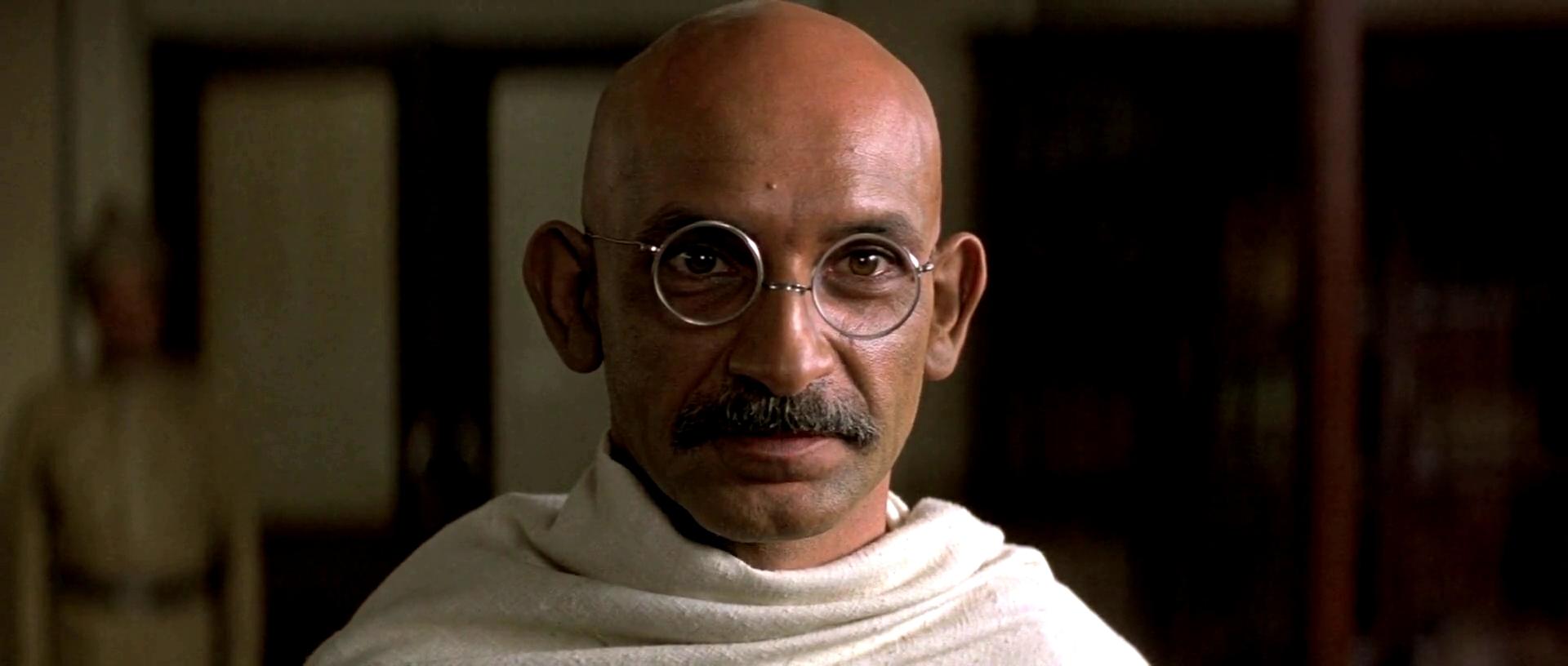 Image result for gandhi movie