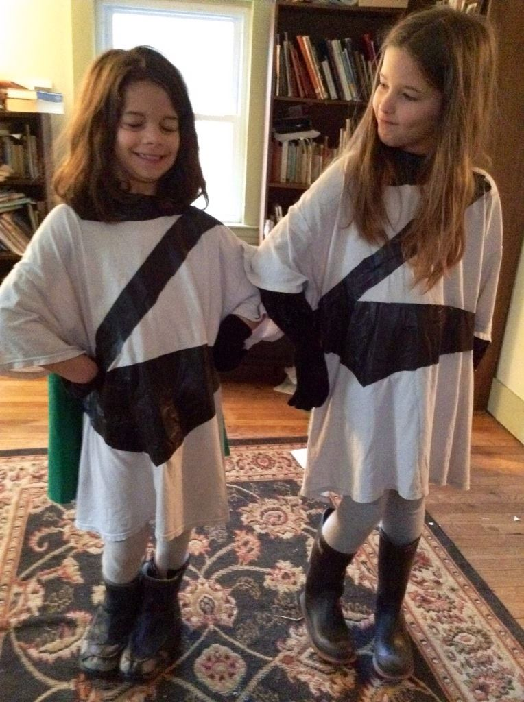 Homemade Halloween Costume Hacks For Parents In A Hurry Simcha Fisher
