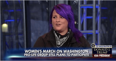Catholic pro-lifers at the Women's March? Get used to it.