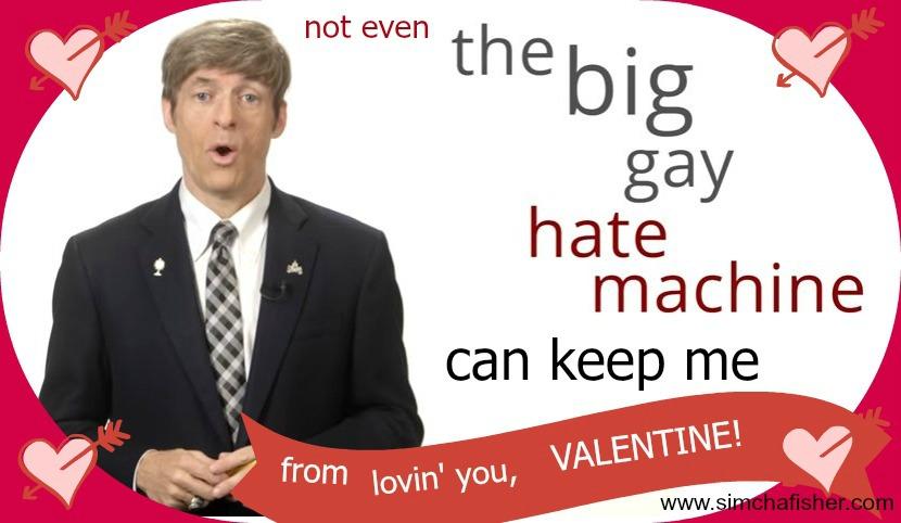It's a Valentine's Day Vortex!