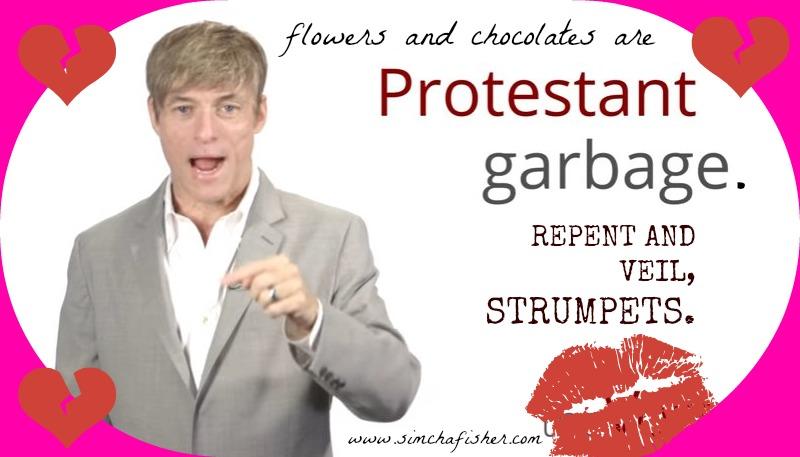 protestant garbage
