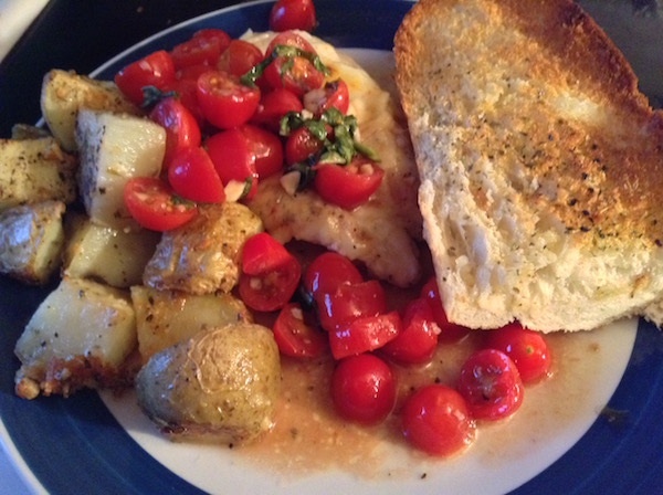 What's for supper? Vol. 76: You say potato, I say tomato