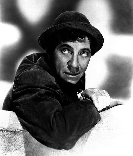 Happy birthday, Chico Marx! I'm going out to arrange your bail.