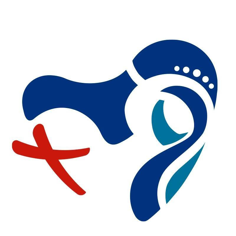 The Panama World Youth Day logo is ... ongepotchket