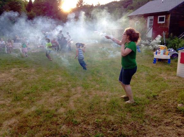 Games, Guns, Bells, Bonfires, Illuminations, and Potato Salad