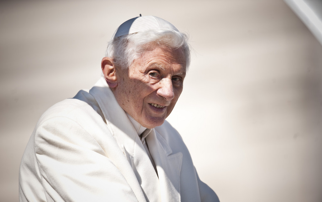 On Benedict XVI's birthday, meet him on his own terms