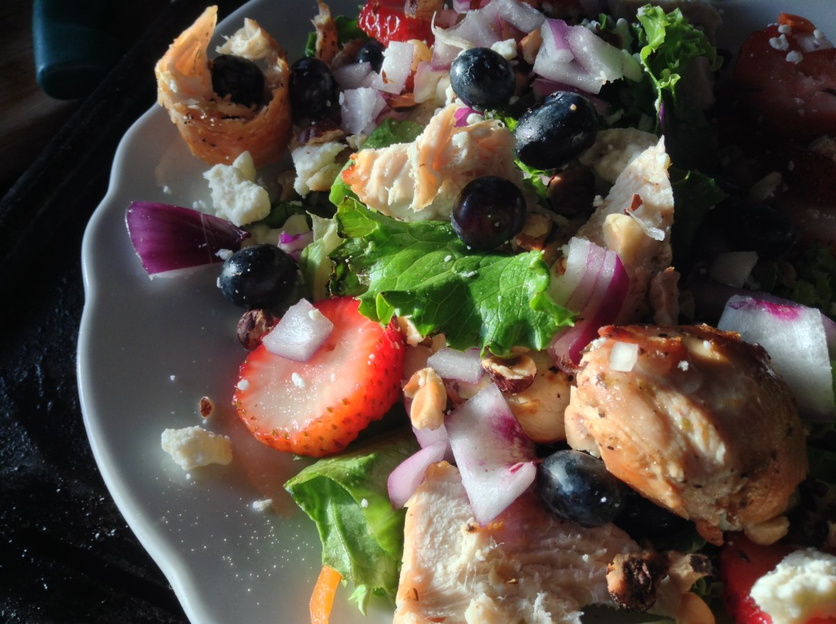 What's for supper? Vol. 127: Berry the lede