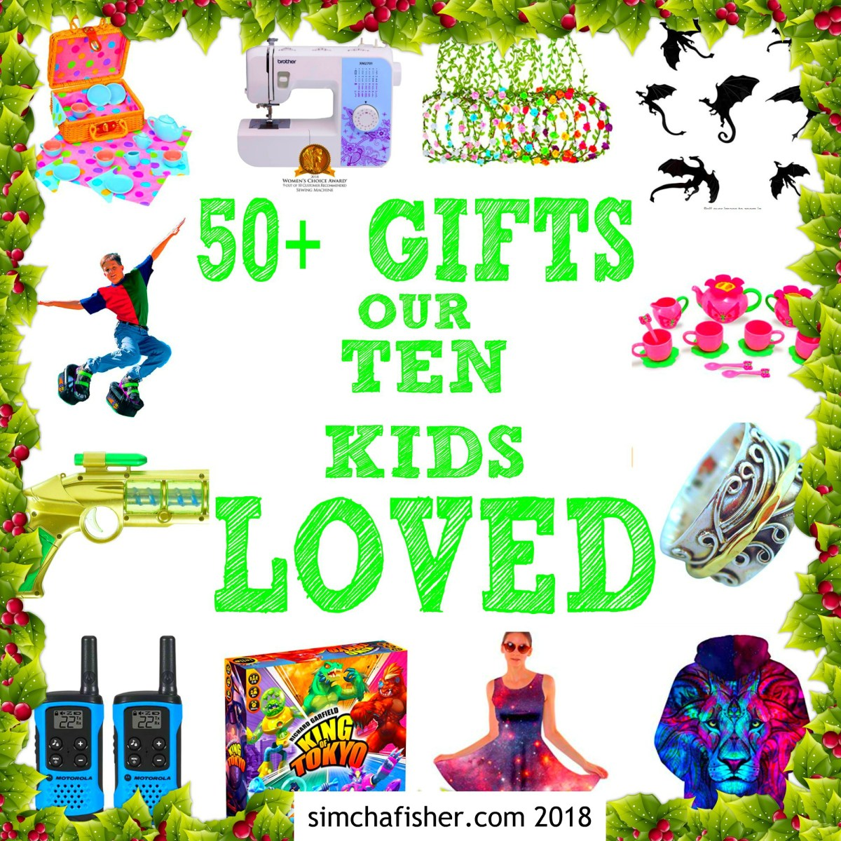 e11864ef696b0 50+ Gifts our ten kids loved  The 2018 list