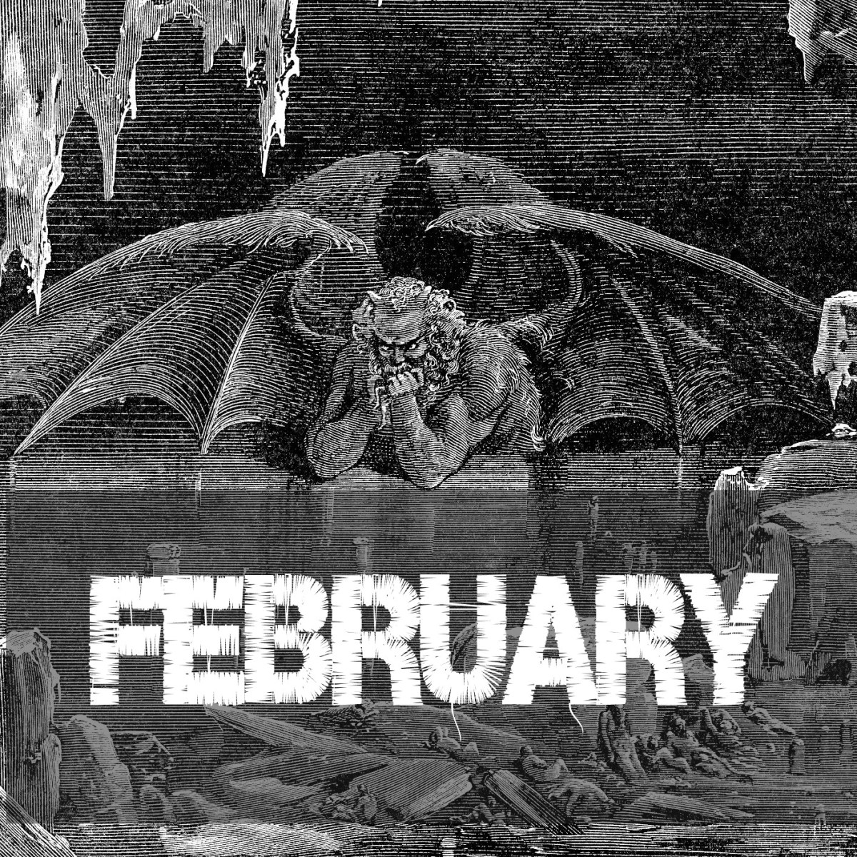 Doxx you, February.
