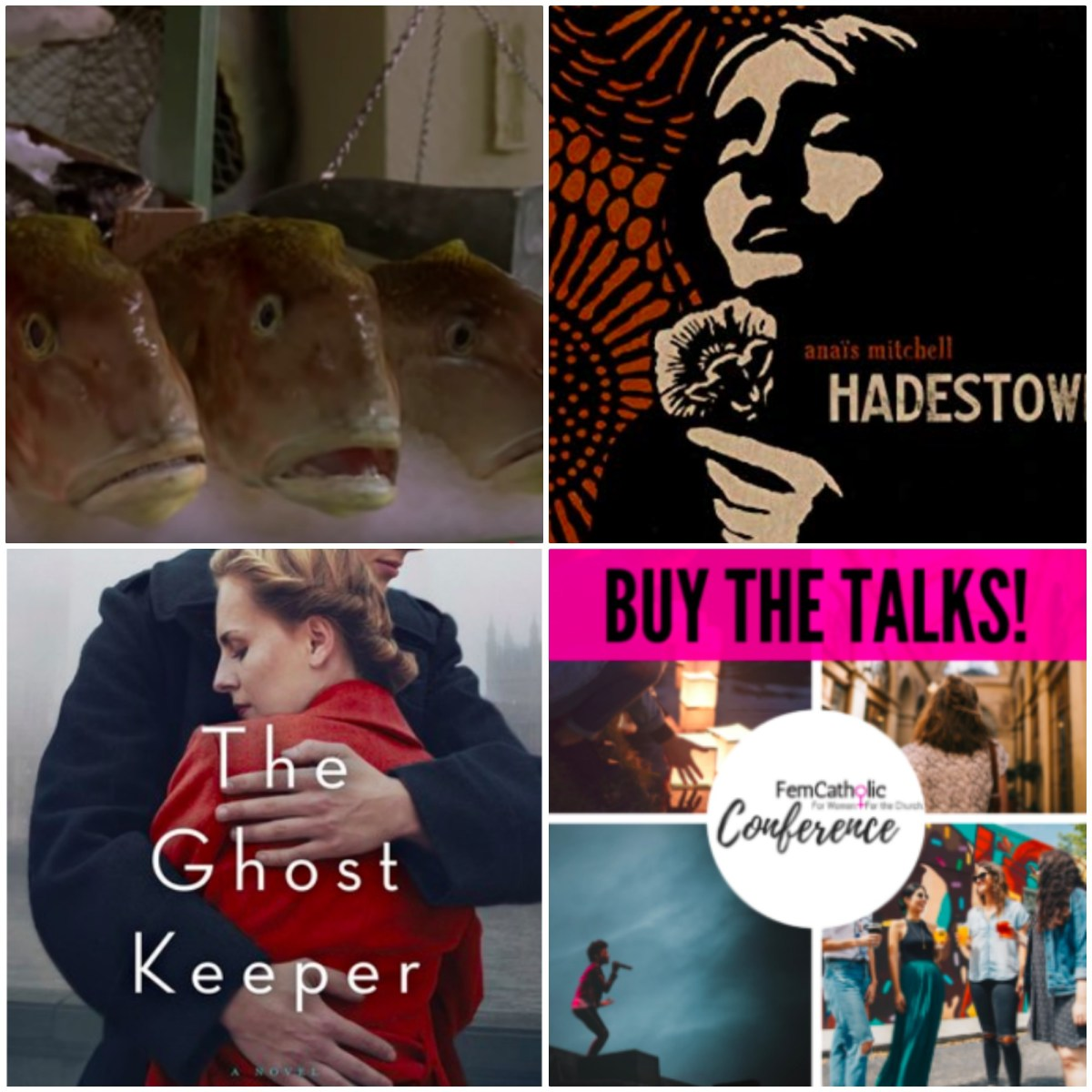 Dreamlike reviews: Hadesdown, The Ghost Keeper, and The Sopranos (again)